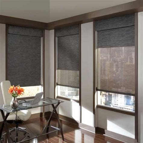 Motorized Decorations by Best Motorized Blackout Shades Digs Decor