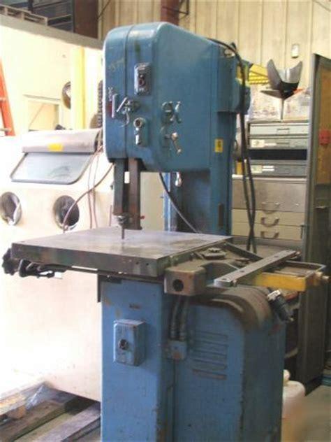 Do all vertical band saw model ml welder power table
