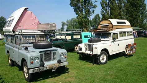 dormobile land rover land rover motorcaravans left to right dormobile 109