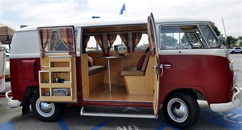 volkswagen bus interior just a car guy some of the nicest vw bus interiors from