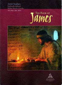 James The Lord S Brother Sabbath School Lesson 1 4th