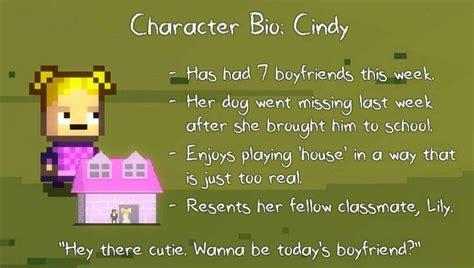 biography vs autobiography game character bio cindy kindergarten amino