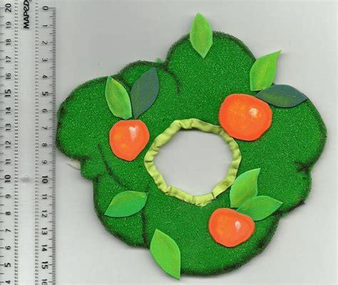 como hacer un disfras que represente un arbol disfraz de arbol realizado en goma espuma car interior
