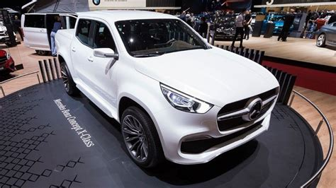 mercedes pickup 2017 mercedes benz won t haul its pickup truck to the usa fox
