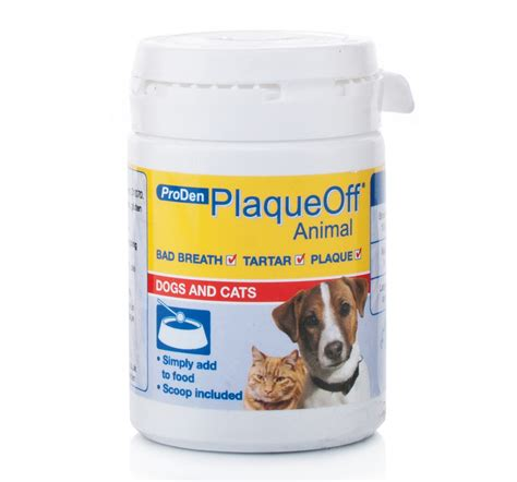 dental care for dogs proden plaqueoff dental care for dogs cats 40 gm dogspot pet supply store