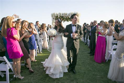 on cloud nine events top 14 wedding trends of 2014 6 california beach wedding image gallery montage laguna beach