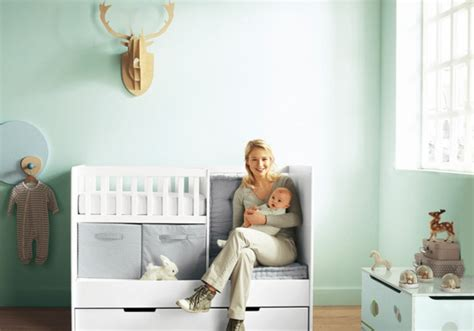 schlafzimmer und babyzimmer in einem kinderzimmer gestalten was gilt es zu beachten