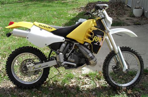 1995 Suzuki Rm250 Fullfloater 1995 Suzuki Rmx250 Rmx 250 Restoration