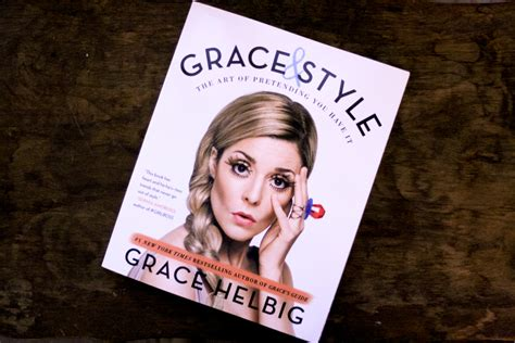 glamorous a grace bishop novel books grace helbig s new style guide teaches you how to it