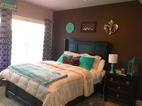 teal brown and white bedroom teal brown bedding for the home pinterest bedding