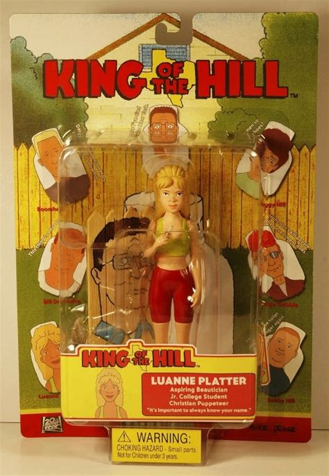 King Of The Hill Luanne Shower by Luanne Platter King Of The Hill Toycom Toyfinity