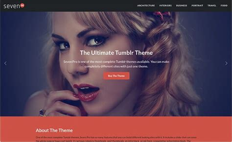 themes tumblr professional premium tumblr themes themelantic