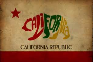 california state colors california state flag design typography this