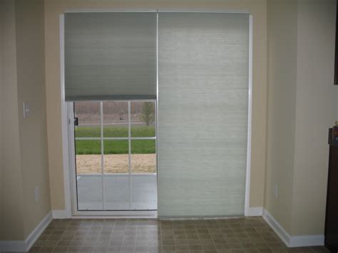 Horizontal Blinds For Sliding Glass Doors Horizontal Blinds For Sliding Patio Doors Sliding Doors With Cell Shades Sliding Glass Door