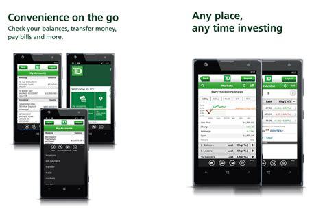 td bank phone number canada td canada trust releases windows phone app mobilesyrup