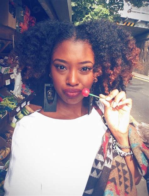 pinterest naturalhair best 25 dyed natural hair ideas on pinterest