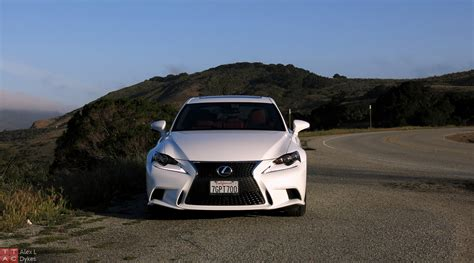 lexus is f sport 2015 2015 lexus is 350 f sport headls the truth about cars