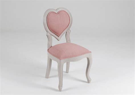 chaise pour chambre une chaise chic et pour les petites filles une