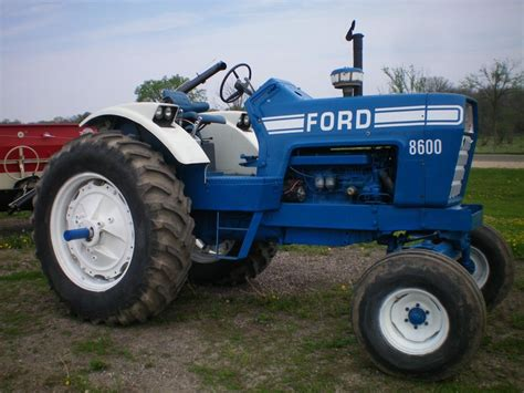 koenecke ford 1974 ford 8600 tractor reedsburg wi machinery pete