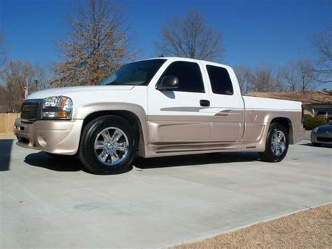 buy used 2003 gmc sierra 1500 with air bags in gainesville florida united states for us 9 480 00 find used 2003 gmc sierra slt 1500 only 57000 miles with heated leather seats in sherwood