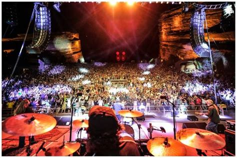 Couch Tour Alert Widespread Panic At Red Rocks Video Webcast