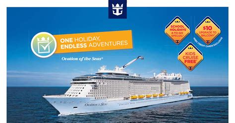 Royal Caribbean Gift Card Discount - royal caribbean roadshow at tines mall cruise from 398 from 2 7 mar 2017