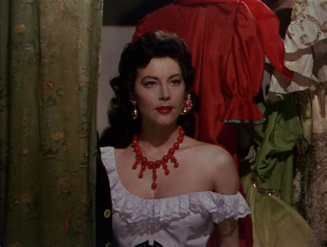who is the barefoot contessa and tv screencaps gardner as vargas in the barefoot contessa 1954