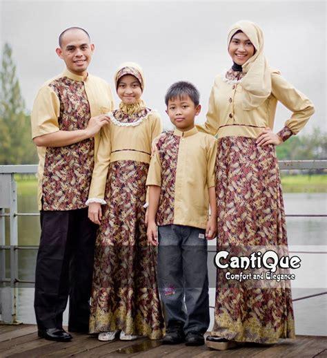 baju muslim 2014 sarimbit keluarga sarimbit busana muslim batik hijau lumut exlusive