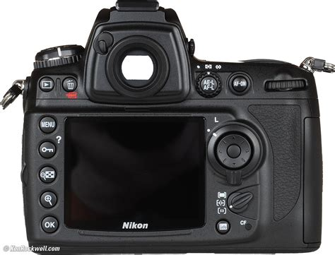 Nikon D700 appareil photo nikon d700 thegoodery