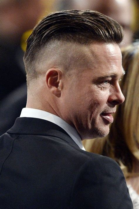 fury guys haircuts all the pics sags 2014 brad pitt red carpet dresses