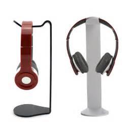 Exercise Equipment For Desk Universal Acrylic Headphone Stand Headset Holder Display