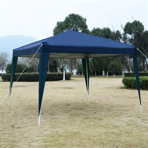 Pop Up Gazebo 10 X 10 Ez Pop Up Canopy Tent Gazebo