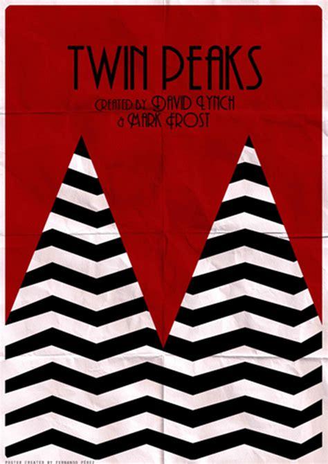 twin peaks serie tv p 243 ster fan art filmfilicos blog