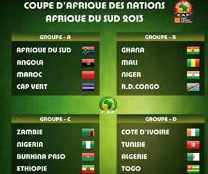 Can Calendrier 2013 Calendrier De La Coupe D Afrique Des Nations Orga Directinfo