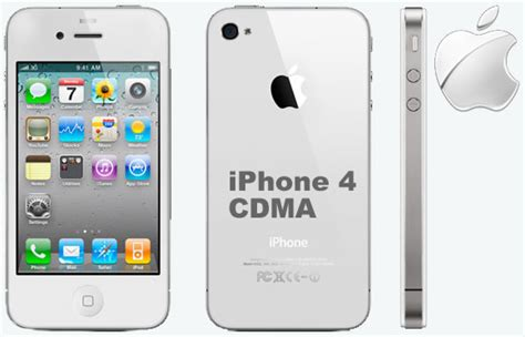 Hp Apple Iphone 4 8gb Cdma spesifikasi dan harga terbaru apple iphone 4 cdma bulan