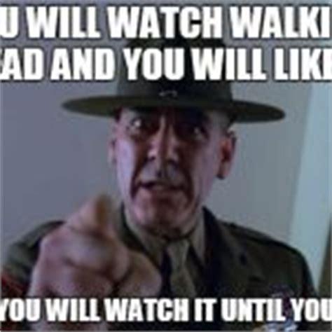 Macro Meme - sergeant hartmann meme generator imgflip