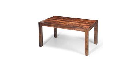 cuba sheesham 140 cm dining table lifestyle furniture uk