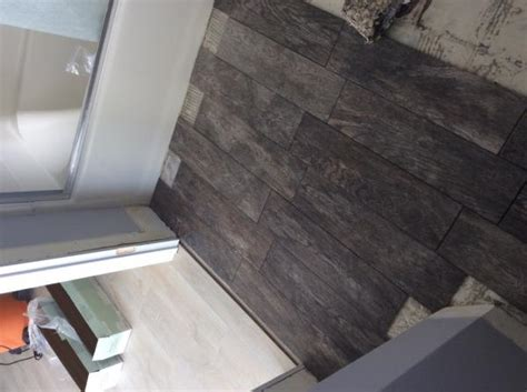 Bathroom Floor Tile Direction Which Direction Should I Lay My Plank Tiles