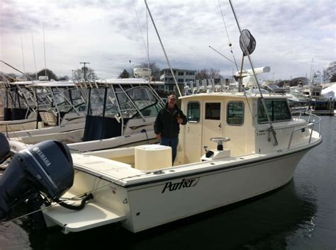 boats inc niantic new parker 2520xld from boats inc niantic ct boats