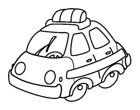 Adinata Coloring Book Cars L squad car coloring page coloringcrew