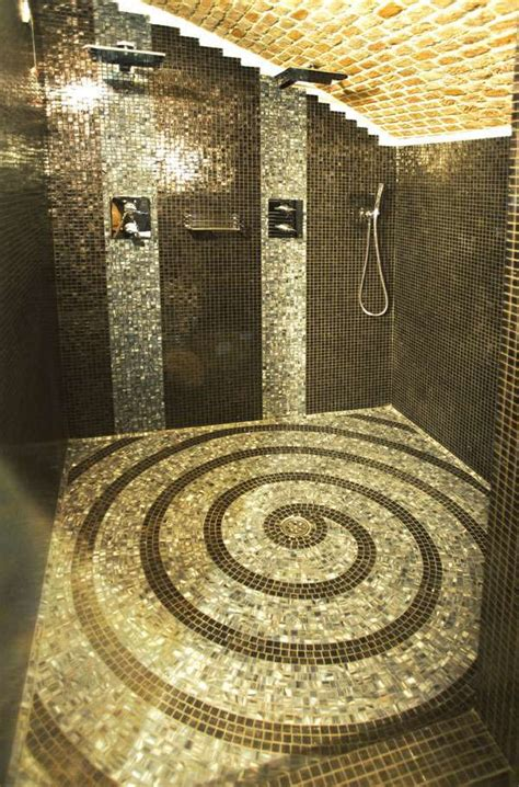 decori per bagno bagni moderni con mosaico foto 30 40 design mag