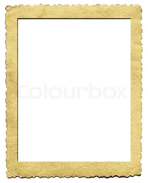 alte fotorahmen frame from photography stock vector colourbox