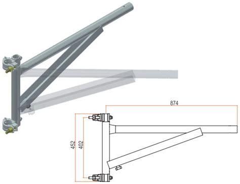 relazione tecnica tettoia in legno 70100080 mensola per carrucola linea vita indeformabile