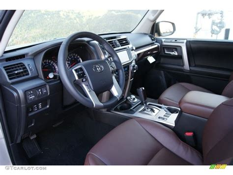 toyota 4runner 2016 interior 2015 toyota 4runner limited interior www pixshark com