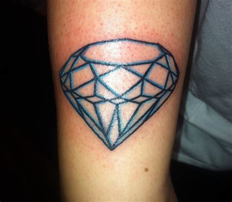 diamond tattoo shading diamond tattoos designs ideas and meaning tattoos for you