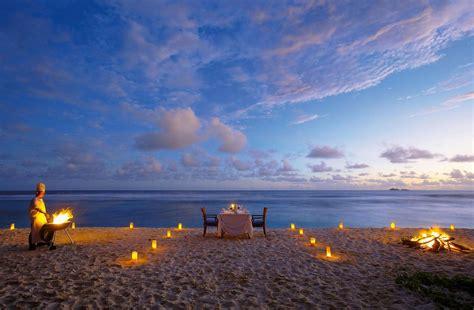 top ten locations   romantic candlelight dinner