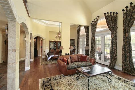 Living Room And Dining Room Side By Side 75 Formal Casual Living Room Designs Furniture
