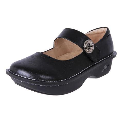 anti slip shoes new s leather anti slip orthotic friendly work
