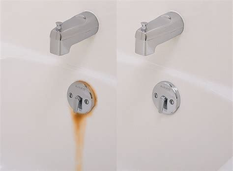 bathtub rust stain remover iron out 174 rust stain remover powder summit brands