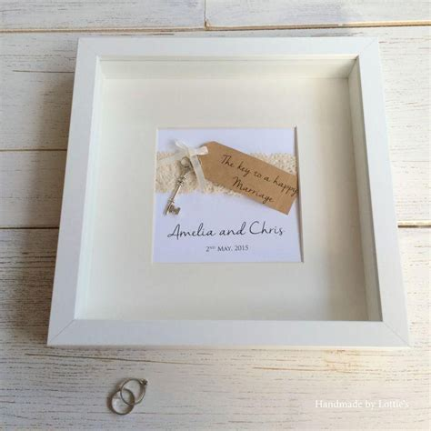 Handmade Wedding Gifts - cool new handmade wedding gift ideas my wedding site